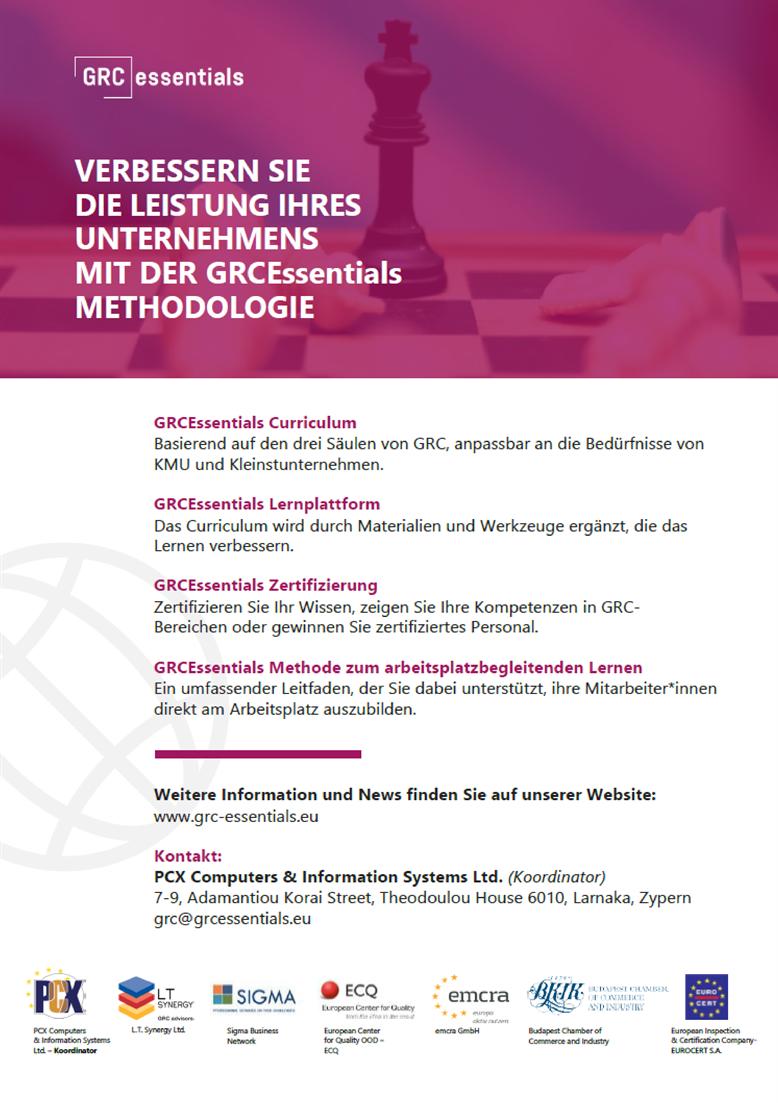 Flyer (German)